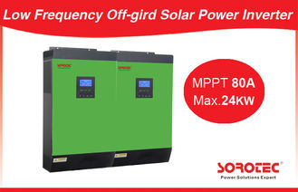 China 1Kva 12Vdc 800W Off Grid Inverter With 50A Pwm Solar Charger fábrica