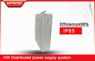 China The latest 2019 5G Communications equipment integral DC 20AH 1KW with Battery pack fábrica